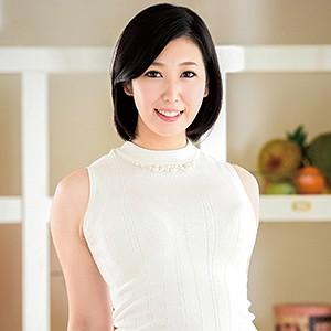 美熟女ショートカット市原絵美の素人AV「えみ(30)」