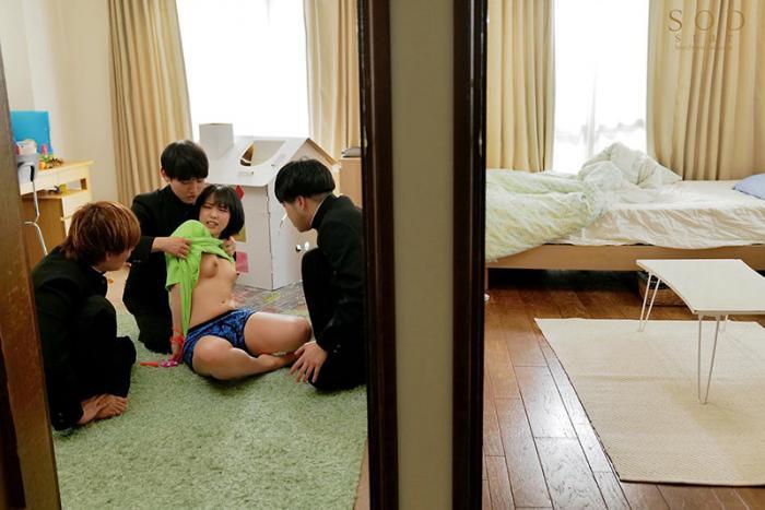 ショートカットAV「昔から僕をイジメてくる兄貴の彼女を、軟禁して復讐してやる。戸田真琴」の6番目のサンプル画像